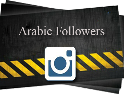 Buy arab instagram followers
