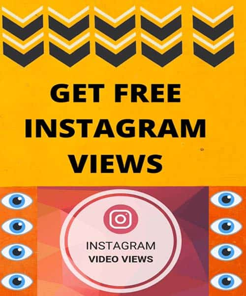 Get Free Instagram Views Trail