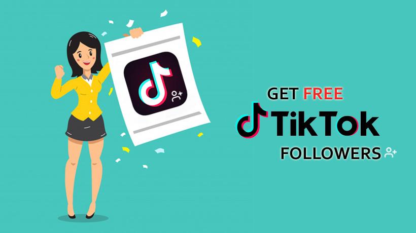 Get Free Tiktok Followers