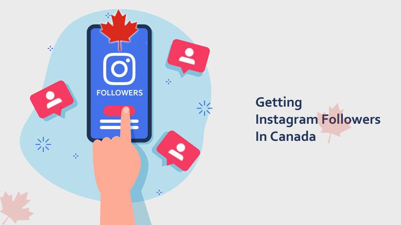 Get Instagram Followers Canada