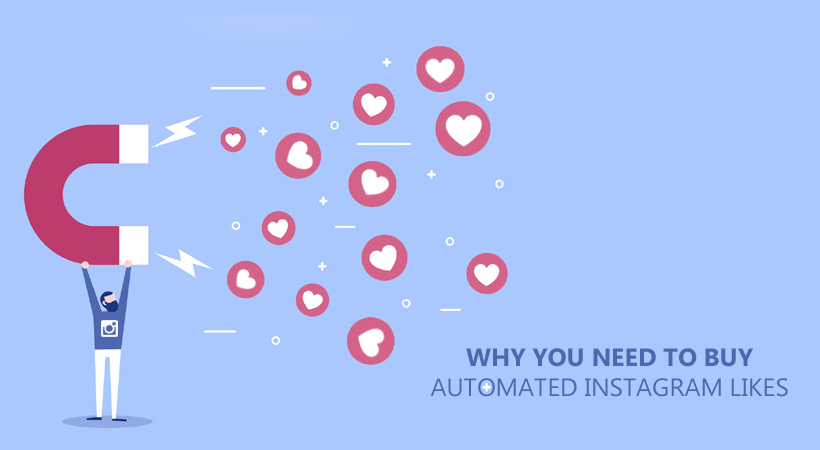 Automated Instagram Likes