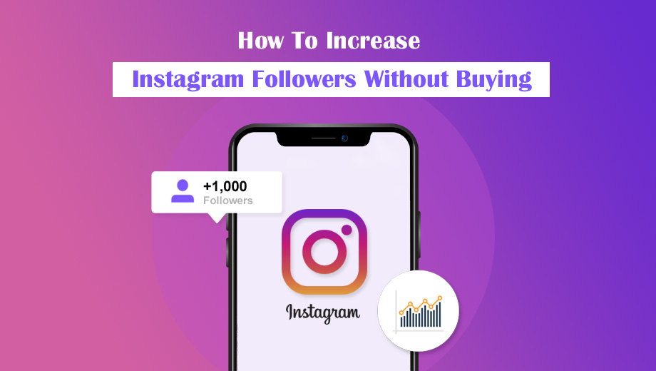 How To Increase Instagram Followers Without Buying