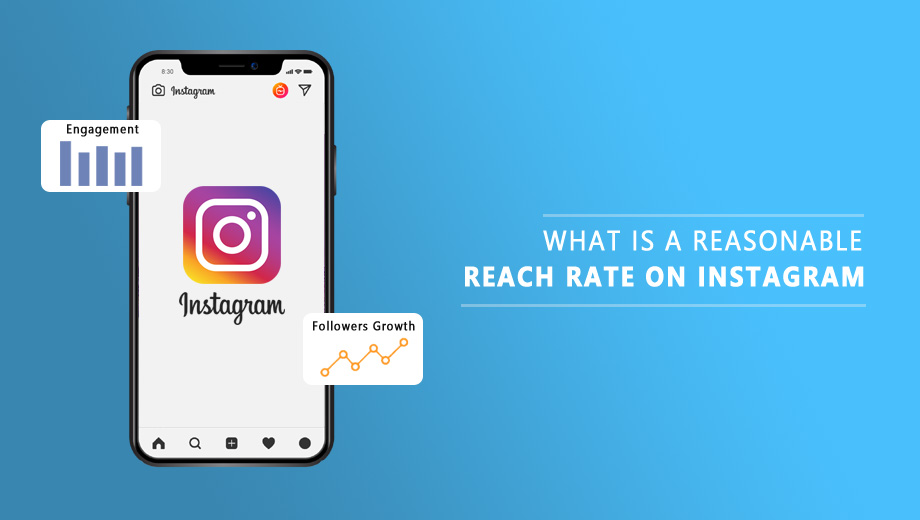What Is A Reasonable Reach Rate On Instagram
