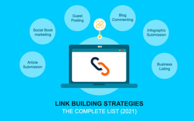 Link Building Strategies: The Complete List (2021)