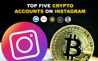 Top Five Crypto Accounts On Instagram