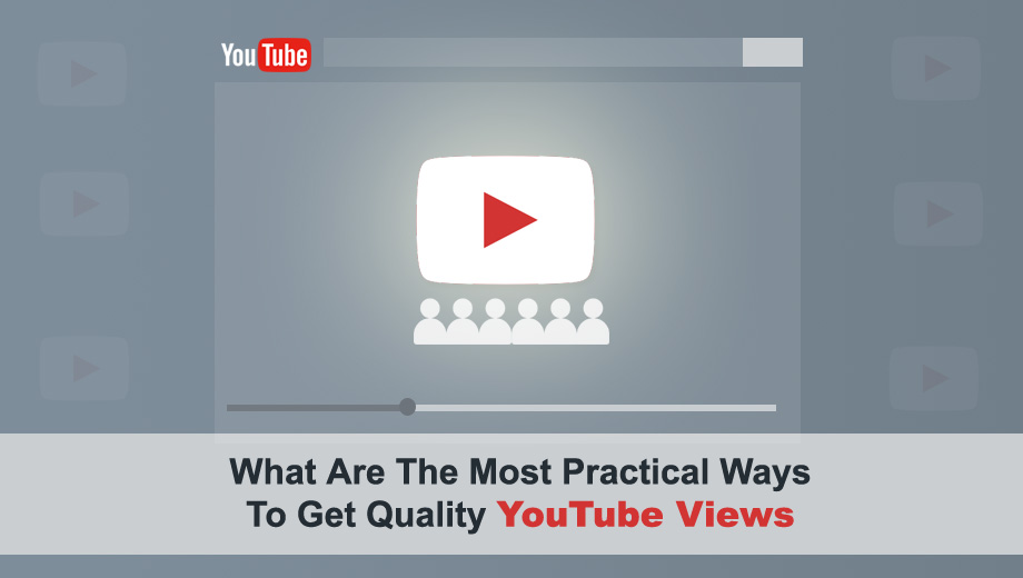Today, every social media platform has many creators, which is why establishing a name for yourself has gotten more challenging. But we're here to guide you about how you can grow your YouTube views quickly.