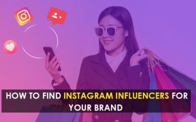 How To Find Instagram Influencers For Your Brand?