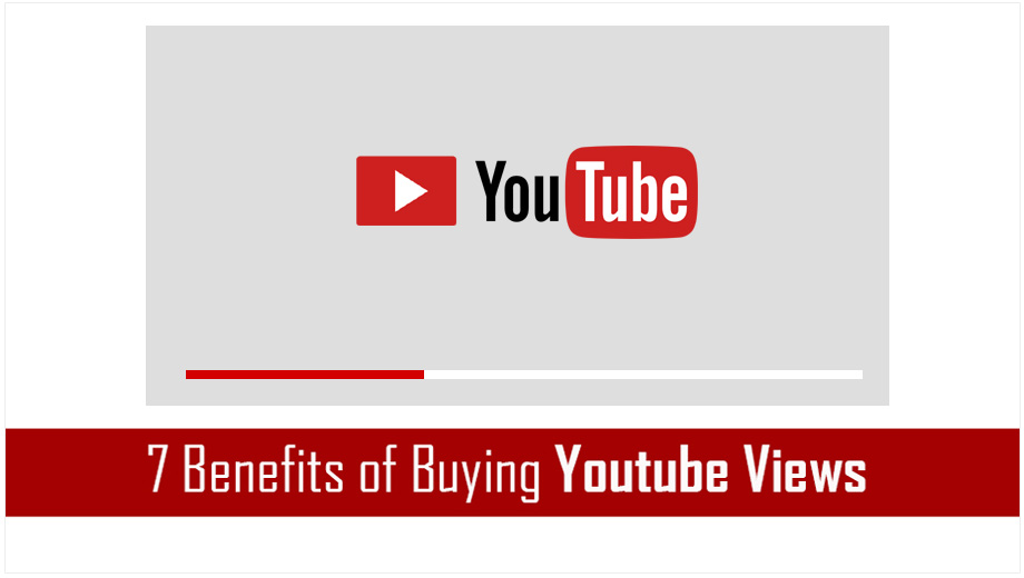 7 Benefits of Buying YouTube Views