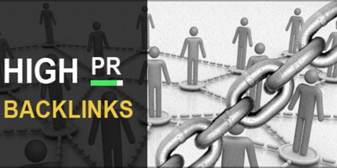 100 Best Websites To Get High PR Backlinks?